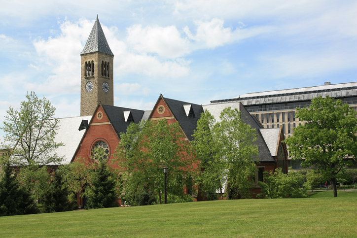 Photo of Cornell University Bell Tower